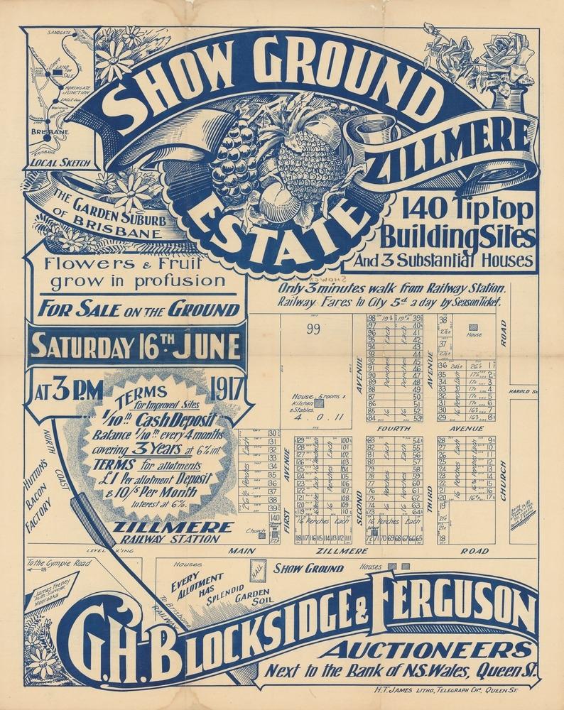 blocksidge & ferguson history