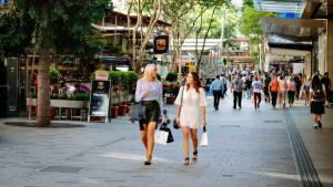 Brisbane commercial property retail market